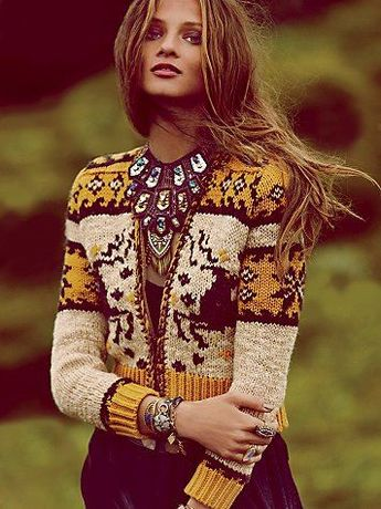 Boho Free People Winter Fashion Must Haves