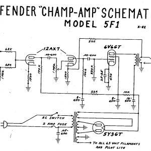 5751 SRPP / EL84 (6BQ5) Valve Amplifier