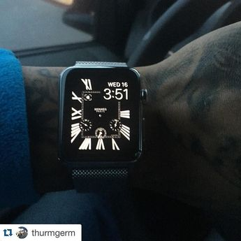 Apple Watch Custom Faces