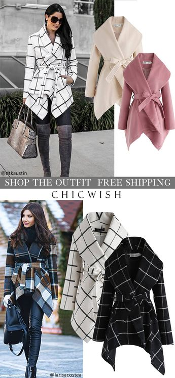 Free Shipping & Easy Return. Up to 30% Off. Prairie Grid Rabato Coat featured by @larisacostea @dtkaustin #coat#cozyoutfit #outfits#womenfashion #clothing #clothing #grid #chicoutfit #casual #falloutfit #winteroutfit #chiccoat #warm #wintercoat #fallcoat