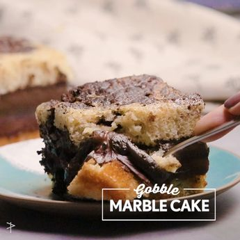Marble cake  Ingredients: Pillsbury chocolate cake mix (160gm) Pillsbury vanilla cake mix (225gm) Harnik Pudding mix (90gm) Dark cocoa powder – 50gm Cooking chocolate- 150gm Caster sugar: 30-40gm Amul cream- 100gm Britannia pure magic biscuit- 1 packet For the cake mix: eggs, canola/vegetable oil, milk For the pudding mix: milk Cornstarch- 15gm Salt to taste  #dessert #cakerecipes #yummy To find out the method, click on the link below