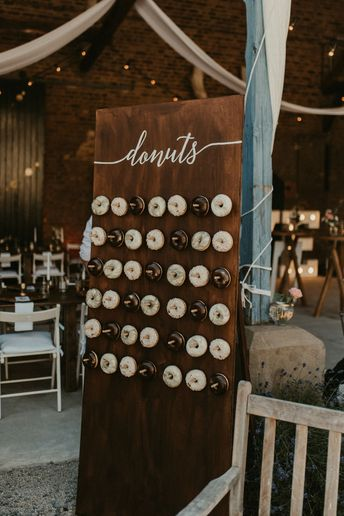 Summer Barn Wedding Holzwerk Kreativatelier