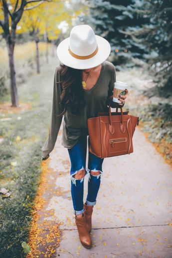8891c1b5214 16 Thanksgiving Outfit Ideas For Fall OR Winter Weather + Louis Vuitton  Wallet Giveaway