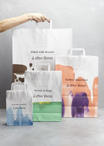 & Other Stories Bags - graphic awesomeness   Yes, Sometimes I can be a nerd..   Pinterest   Spring collection, Bag and Spring   @giftryapp