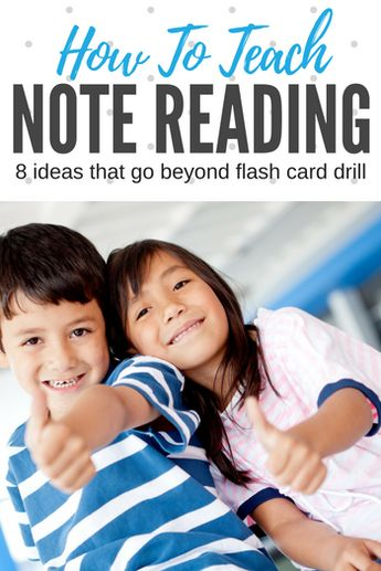8 alternatives to drilling flashcards for note reading help
