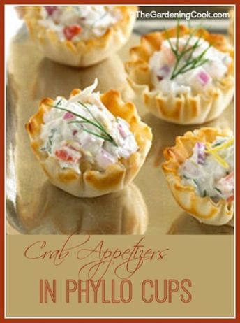 Holiday Party Appetizers Galore