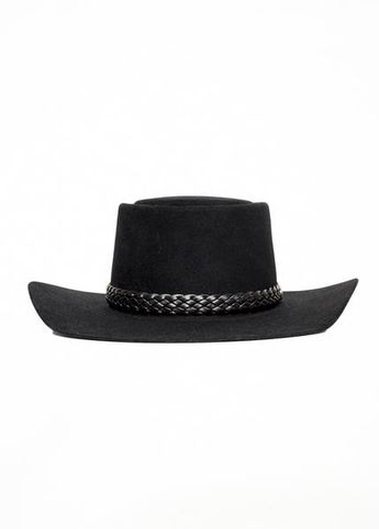 0bca15aea70 The Lash Stetson Hat - Made Exclusively for Waylon Jennings