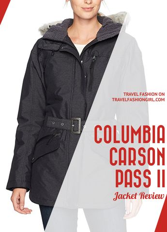 Columbia Carson Pass II Jacket Review