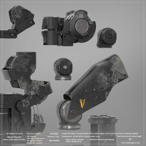 Black Phoenix: Heavy Joints and Actuators Pack