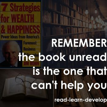 #Jim #Rohn  #7 #strategies #of #wealth #and #happiness . #book #books #bookstagram #booklover #inspiration #instagood #quotes #motivation #reading #love #success #life #mindset #business #entrepreneur #instagram #learn #design #fitness #blackandwhite