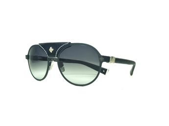 d2191c42c52 Evil Eye Aviator Sunglasses from Shamballa Eyewear in Anti
