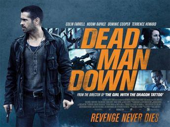 #KeyArtAwards - new poster for #DeadManDown w/ #Colin Farrell