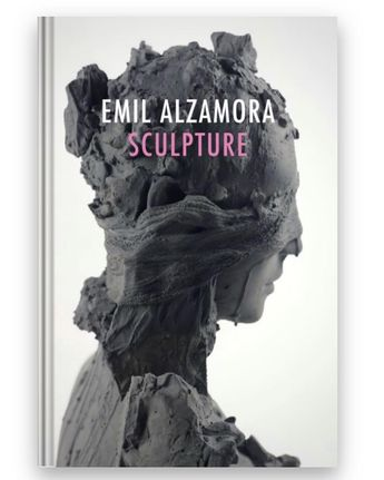 "Emil Alzamora on Instagram: ""Updated book (with new cover). 🔗Link in bio. #sculpture #art #fineart #contemporaryart #contemporarysculpture #figure #figurativeart #body…"""