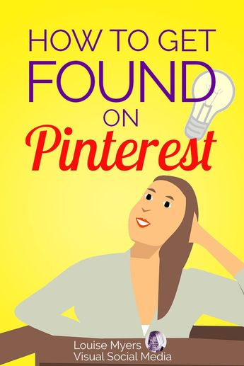 Pinterest marketing tips: to get found on Pinterest, think like your audience thinks! CLICK to take my poll, and see how the huge majority of Pinners are finding content! It's what you need to know to grow your Pinterest traffic and sales. | #LouiseM #PinterestMarketing #VisualMarketing #PinterestTips #SMM #SocialMediaMarketing