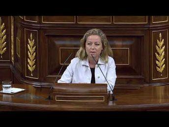 Ana Oramas Coalición Canaria reparte a TODOS los partidos en relación a la inmigración