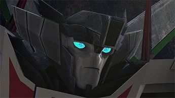A Butterfly in the Well, TFP Optimus and his adorable smil