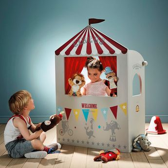 Muebles infantiles de diseño divertido que les encantarán