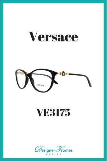 48d645c9a6 Versace VE3175 Classic Luxury from Versace Eyewear. Versace and other top  luxury brands are available