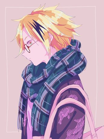Image result for kaminari denki villain