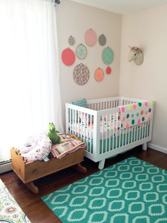 Logan's Bright and Cheery Nursery