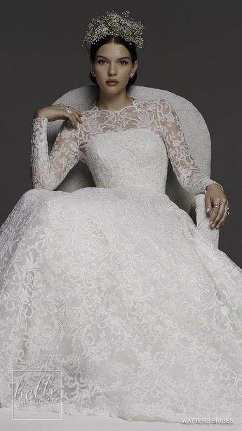 b5f210241ba Wedding Dresses by Watters Brides Spring 2018