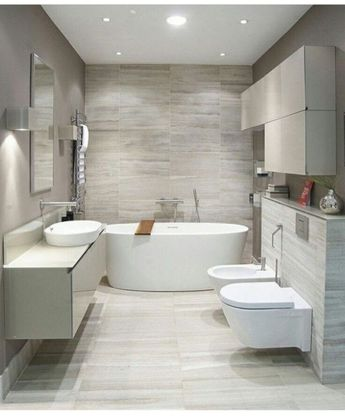 10+ Magnificent Modern Small Bathroom Design Ideas For Your Calm Bathing