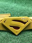 Superman Returns - Light Up Superman Belt Molded Cosplay Rubies Fast Shipping #Costume
