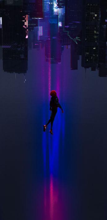 Spiderman : Into The Spider Verse (1440x2960) edit .