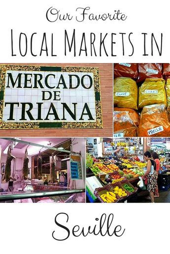 Here Are 3 Food Markets that You Can't Miss in Seville