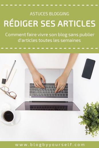 Quelle est la fréquence de publication idéale pour un blog ~ Blog by yourself