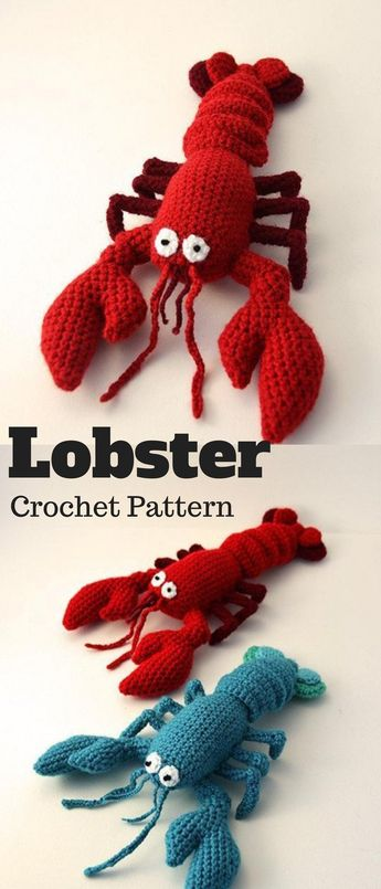 Raspberry Dragon Amigurumi Crochet Pattern Printable Ad