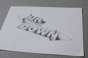 3D Type - Up/Down