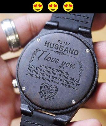 Geschenk für den zukünftigen Ehemann