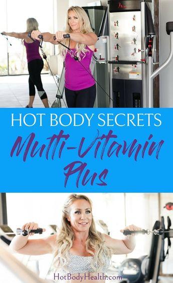 Hot Body Secrets Multi-Vitamin Plus