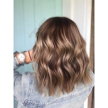 23+ Cute Hairstyles for Shoulder Length Hair for Women -