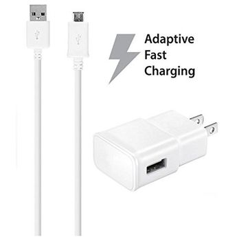 7e385690a3ce19 Ixir Samsung Galaxy Note II Charger Fast Micro USB 2.0 Cable Kit by Ixir - {