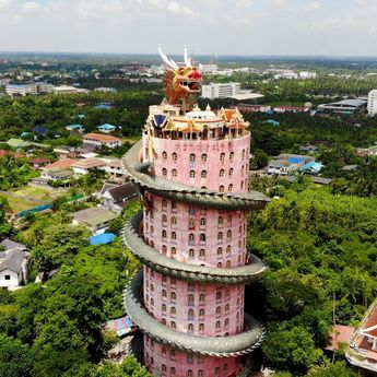 Dragon Temple in Thailand - Mare B - #Dragon #Mare... - #dragon #Mare #temple #Thailand
