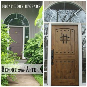 Rustic Old World Style Wood Doors: Photos & Ideas