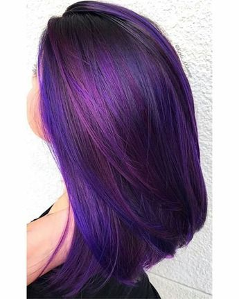 Iroiro 20 Purple Natural Vegan Cruelty-Free Semi-Permanent Hair Color