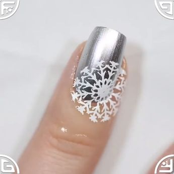 1 Pcs Nail Art Stainless Steel Stamping Plates