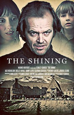 The shining one of the scariest reads of its time! I slept with the lights on for weeks!