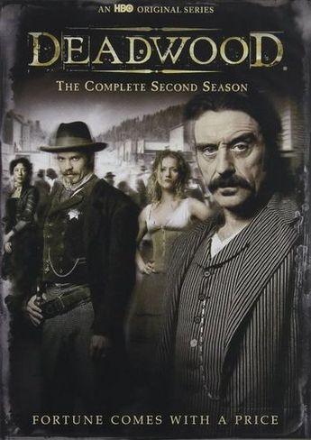 Deadwood: The Complete Second Season [6 Discs] [DVD]