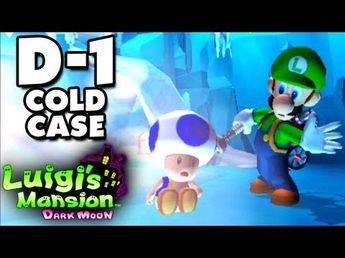 All Luigi S Mansion 2 Dark Moon Cutscenes