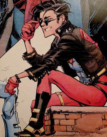 Nightwing's Blog