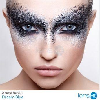 Anesthesia Dream Blue | 2 contact lenses | USA, UAE, UK, Europe