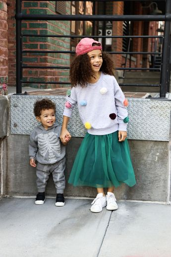 Fun and Fashionable Fall Separates For Kids