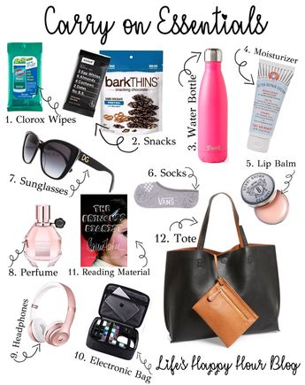 Carry On Essentials!