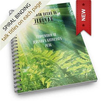 digital Convention Notebook