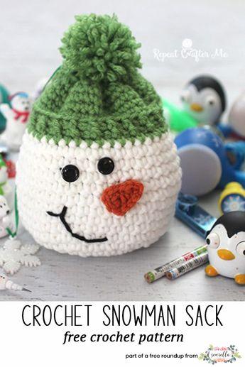Crochet Last Minute Christmas Patterns