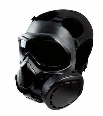 AirBoss C4 CBRN Gas Mask is a trusted and essential kit component of military and first-response forces worldwide. Made with durable moulded materials and ballistic polycarbonate lenses, it provides excellent protection with minimal burden. Light and comfortable, the AirBoss C4 is the ultimate in a CE-certified CBRN mask.